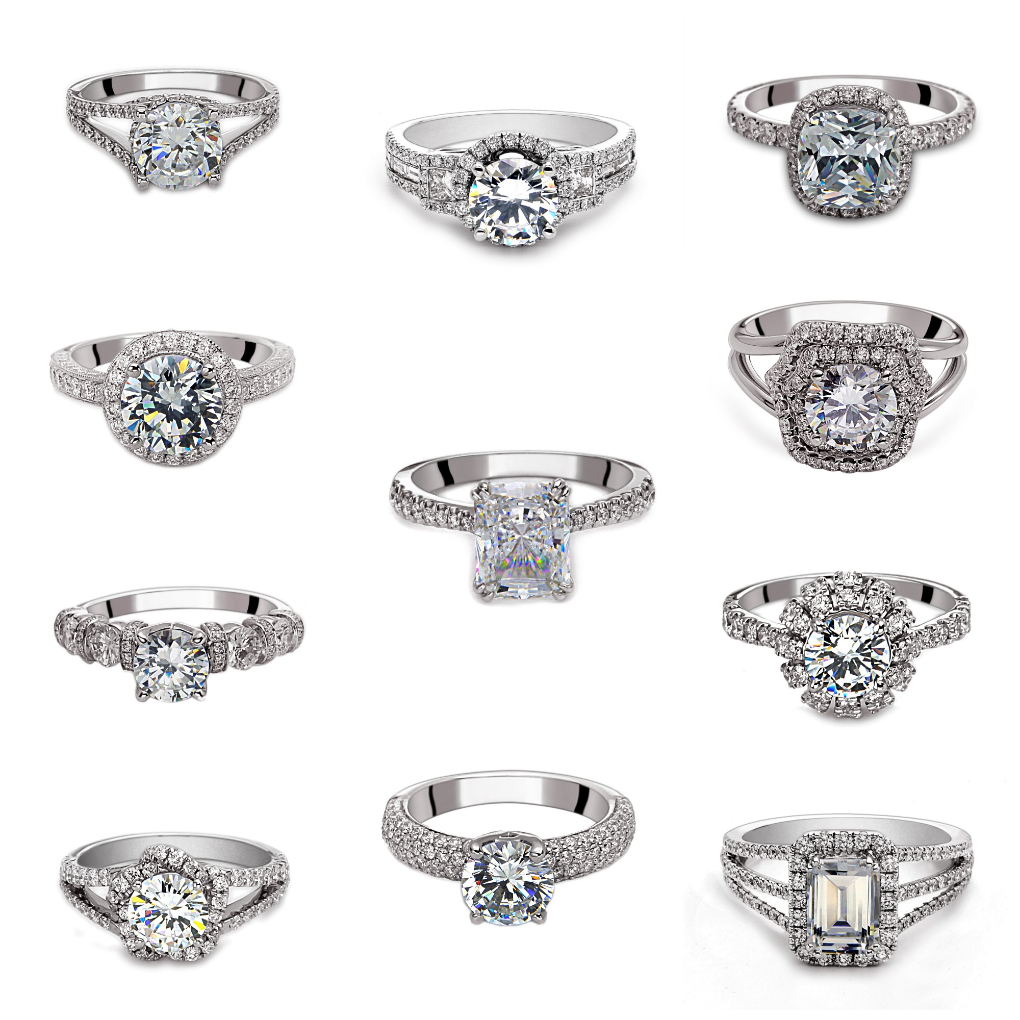 Image result for engagement ring collage