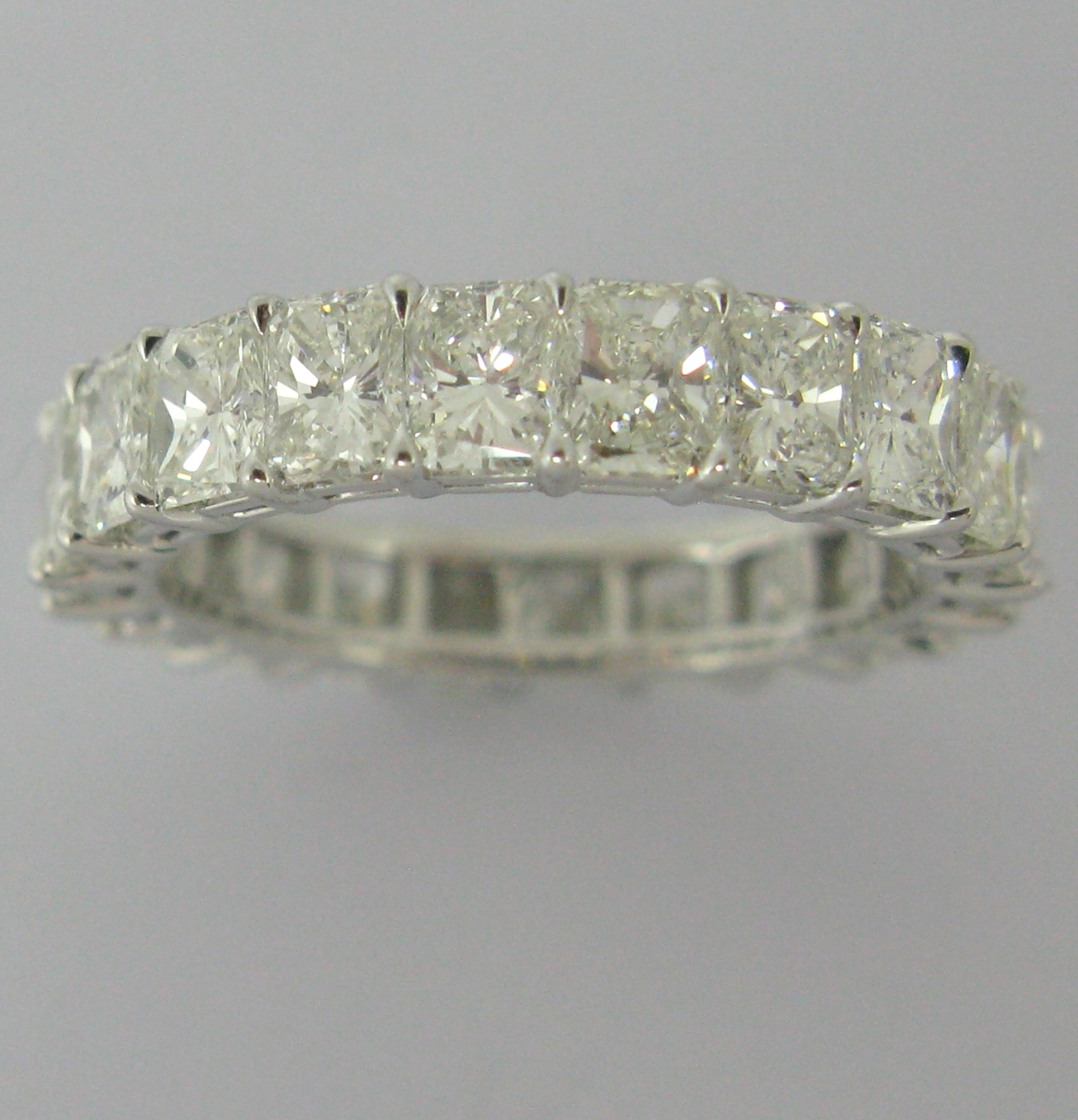 radiant wedding with a band engagement supernova em branch products twig moissanite seed and stackable rings bands forever ring or cut moiss feath one mod rosemary